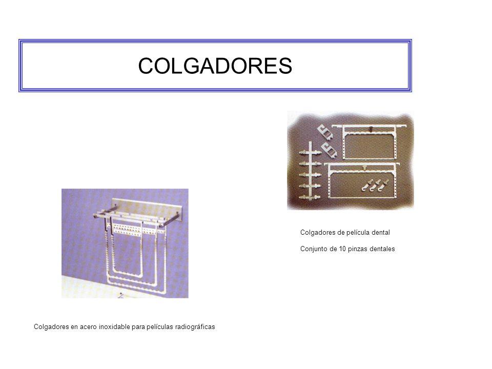 COLGADORES Colgadores de película dental