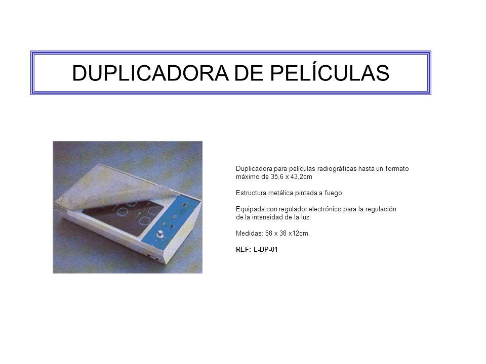 DUPLICADORA DE PELÍCULAS