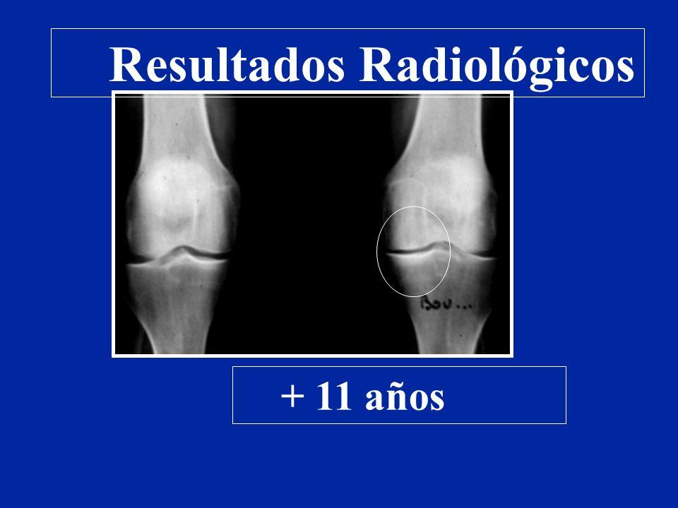 Resultados Radiológicos