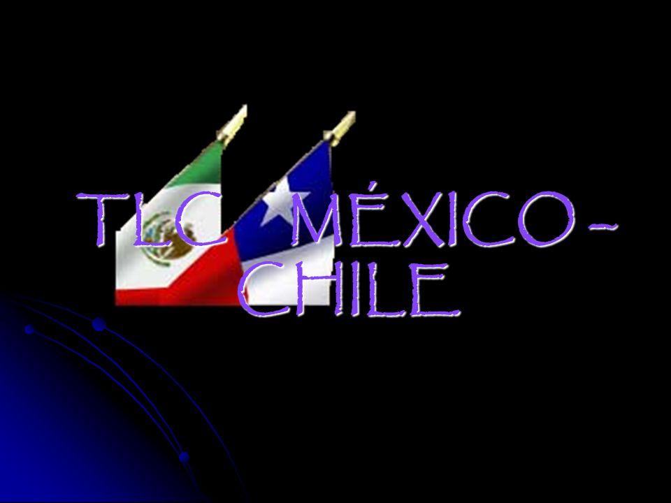 TLC MÉXICO – CHILE