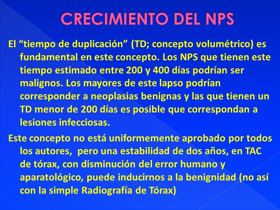 CRECIMIENTO DEL NPS