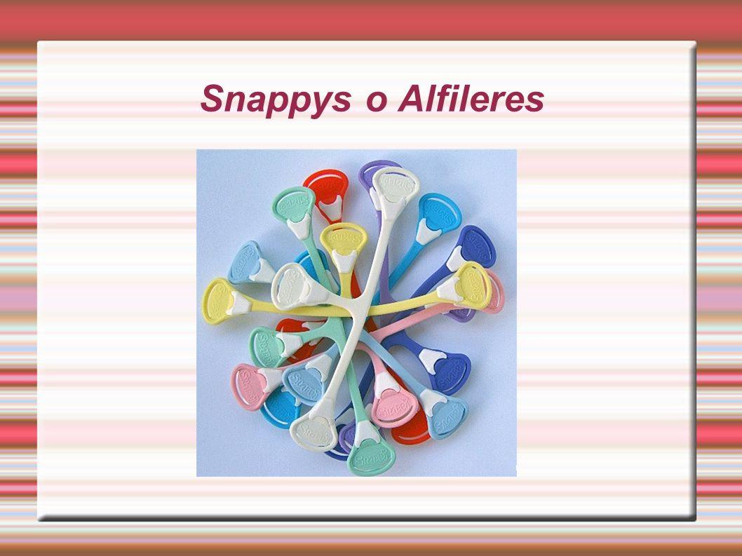 Snappys o Alfileres