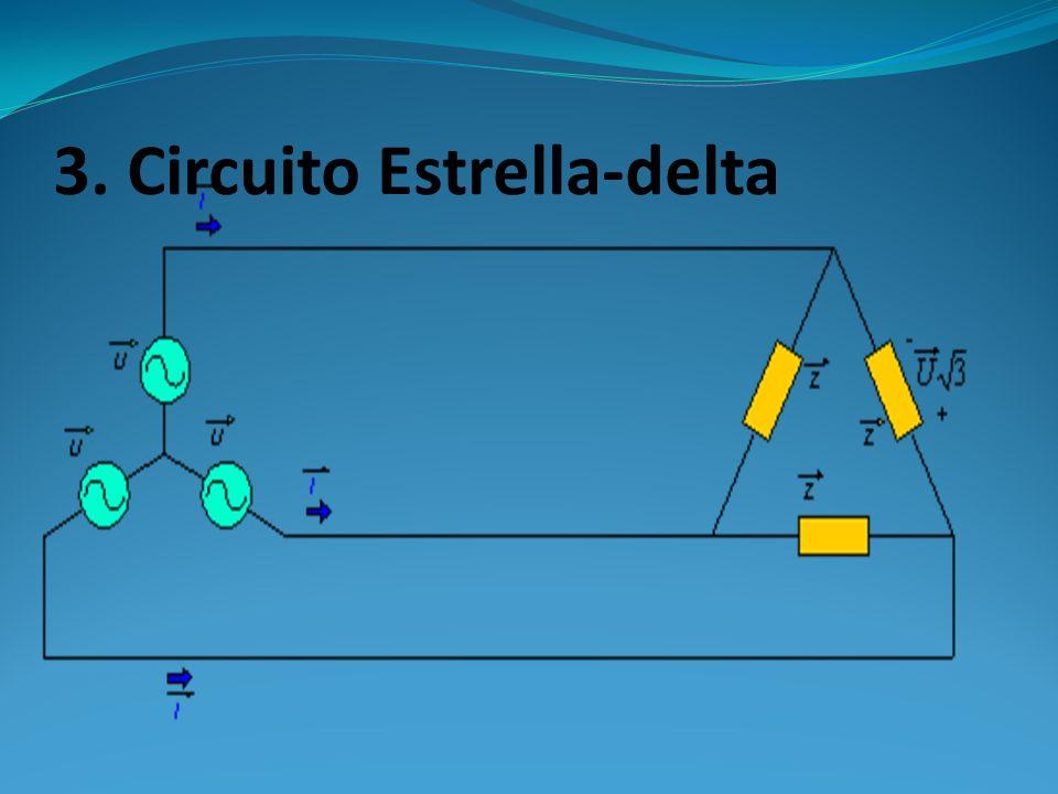 3. Circuito Estrella-delta