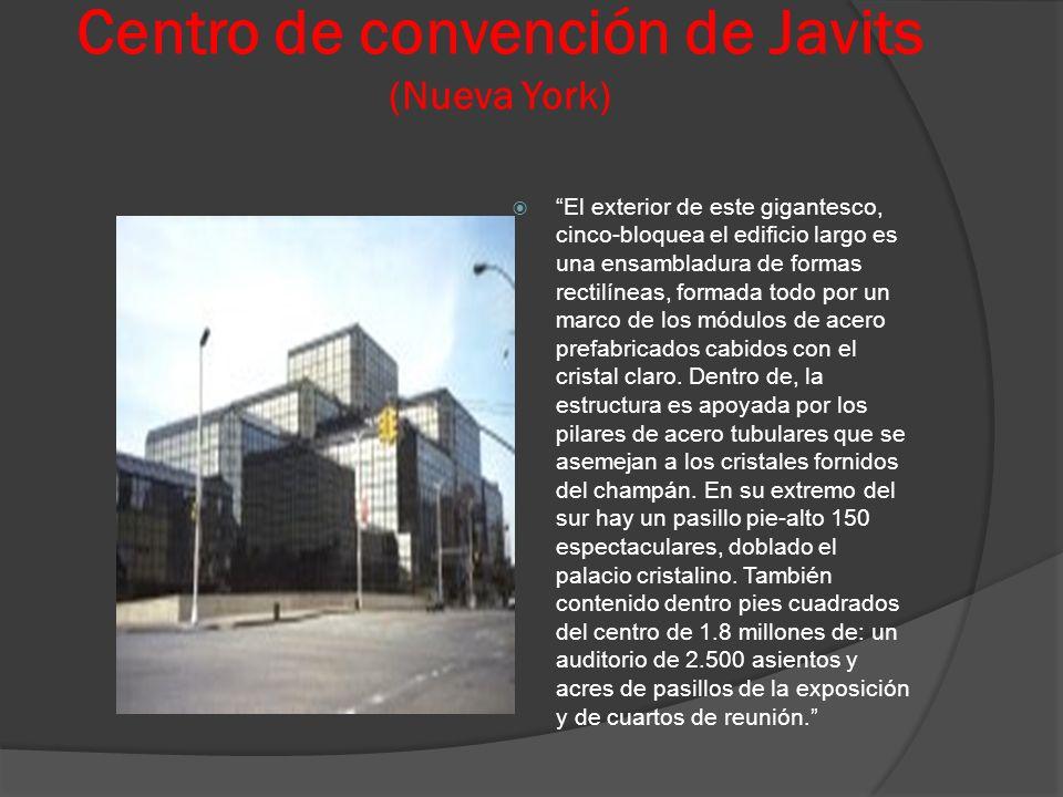 Centro de convención de Javits (Nueva York)