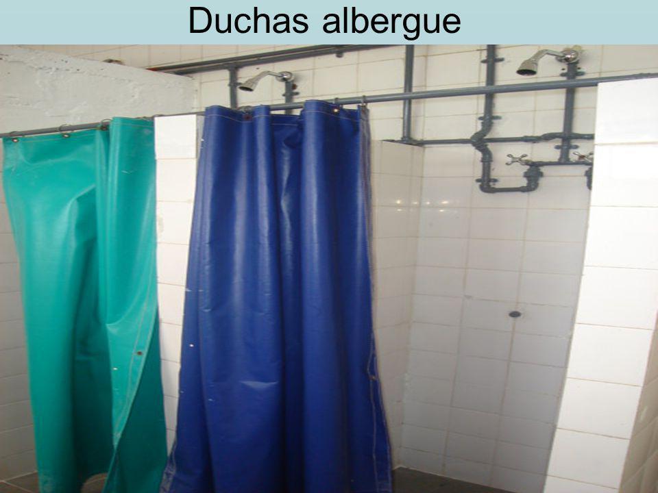 Duchas albergue