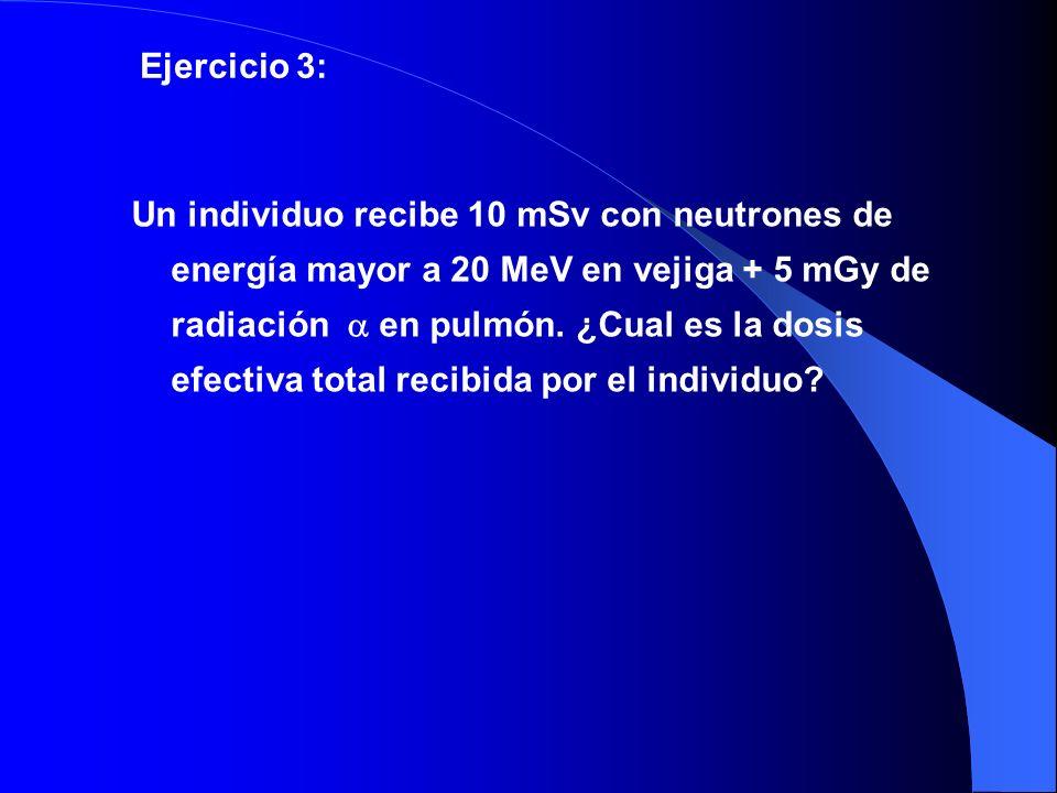 Ejercicio 3: