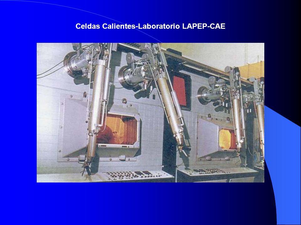 Celdas Calientes-Laboratorio LAPEP-CAE