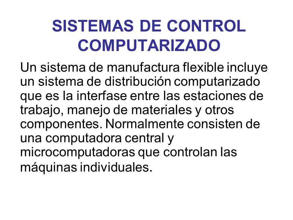 SISTEMAS DE CONTROL COMPUTARIZADO