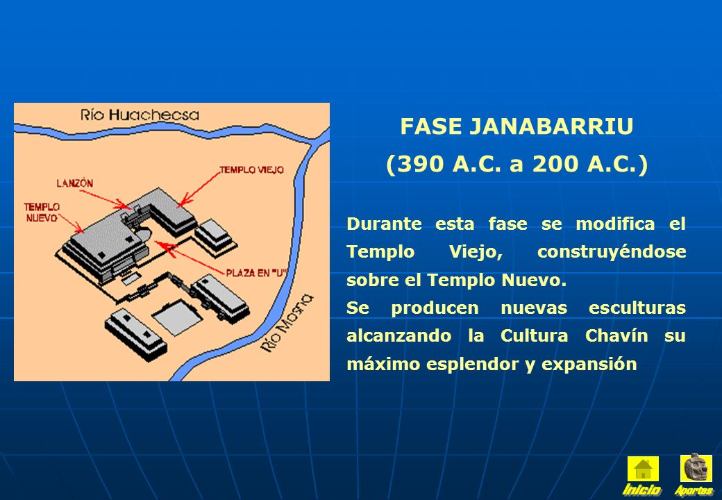 Inicio Aportes FASE JANABARRIU (390 A.C. a 200 A.C.)