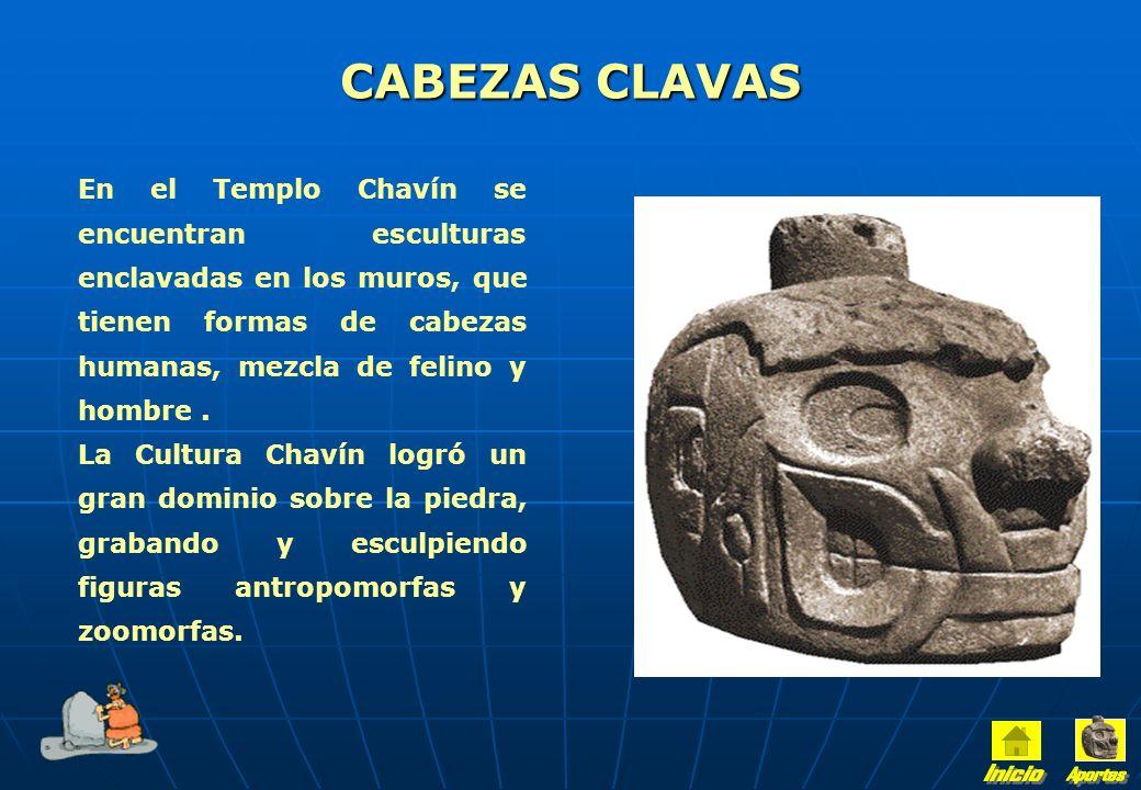 Inicio Aportes CABEZAS CLAVAS
