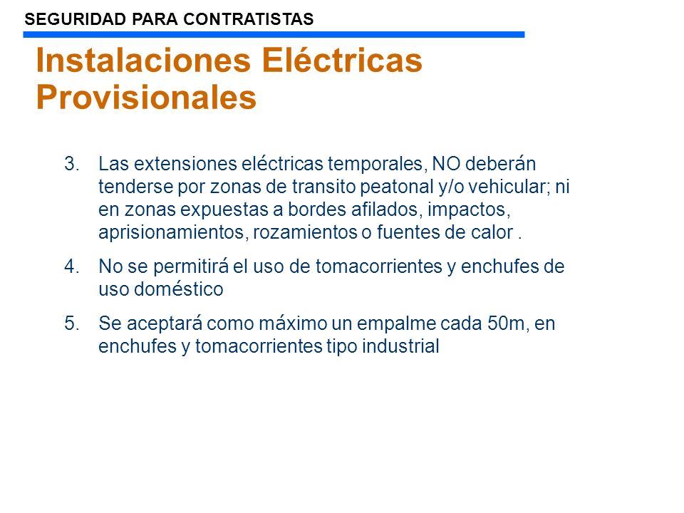 Instalaciones Eléctricas Provisionales