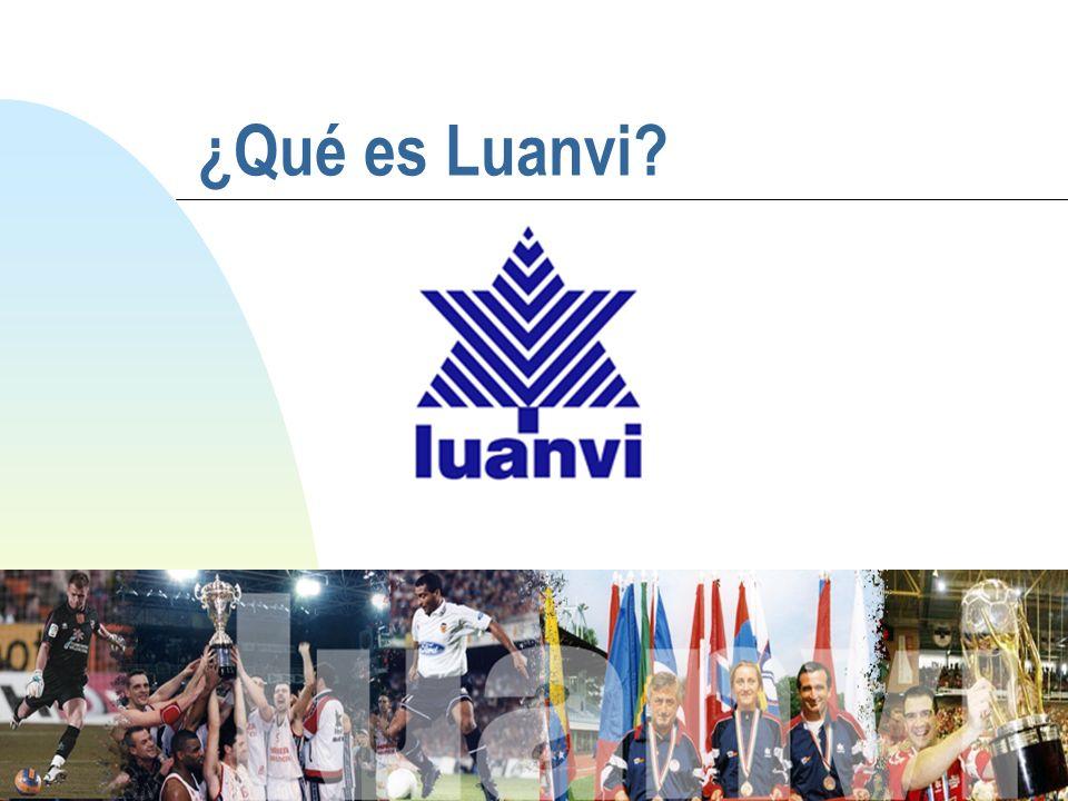 ¿Qué es Luanvi
