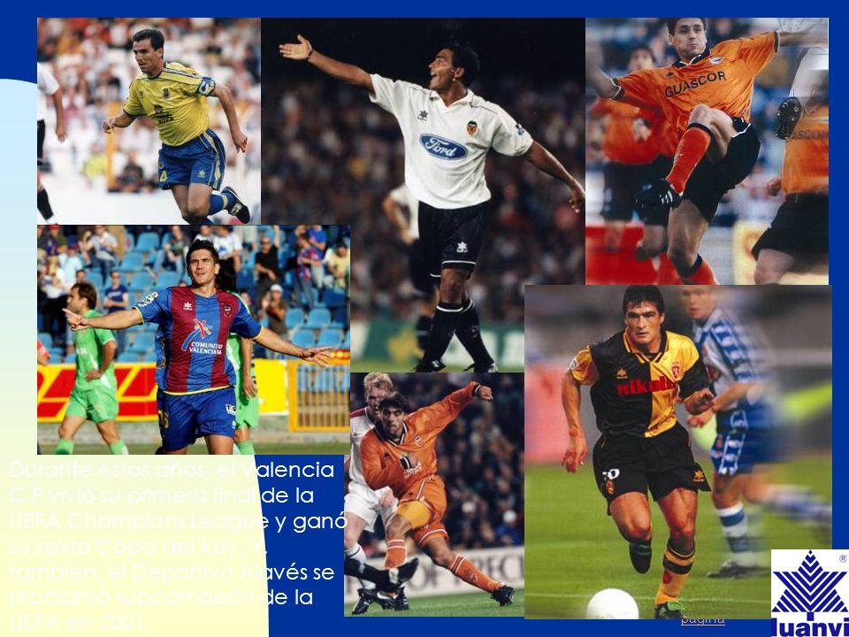 Durante estos años, el Valencia C