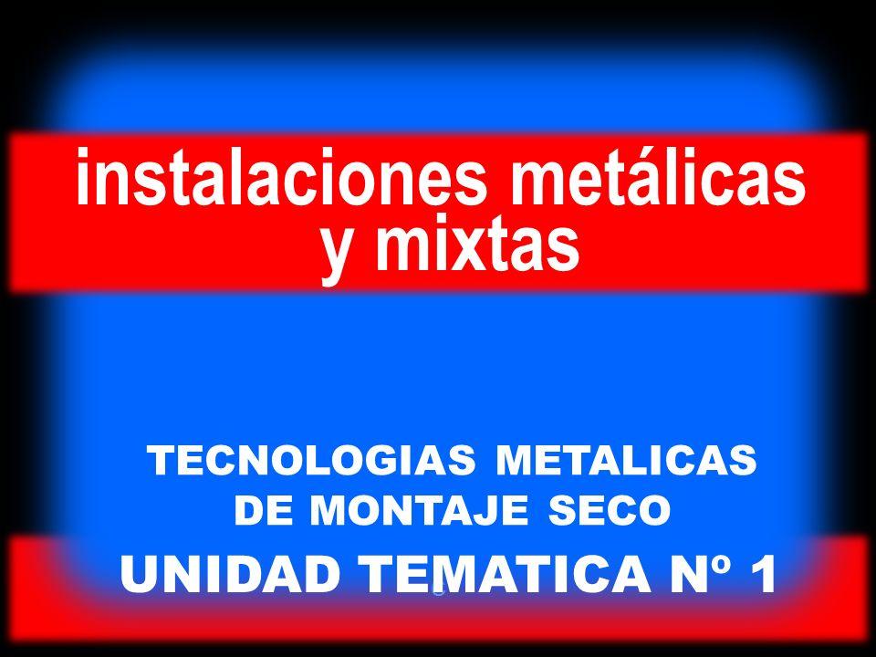 instalaciones metálicas