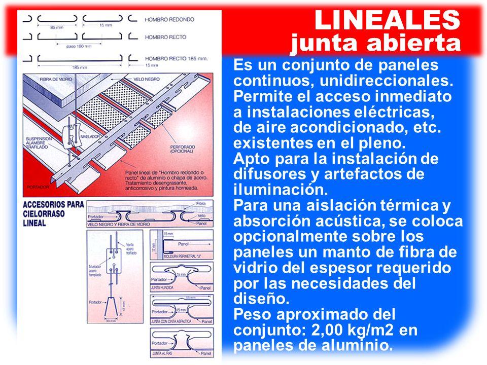 LINEALES junta abierta