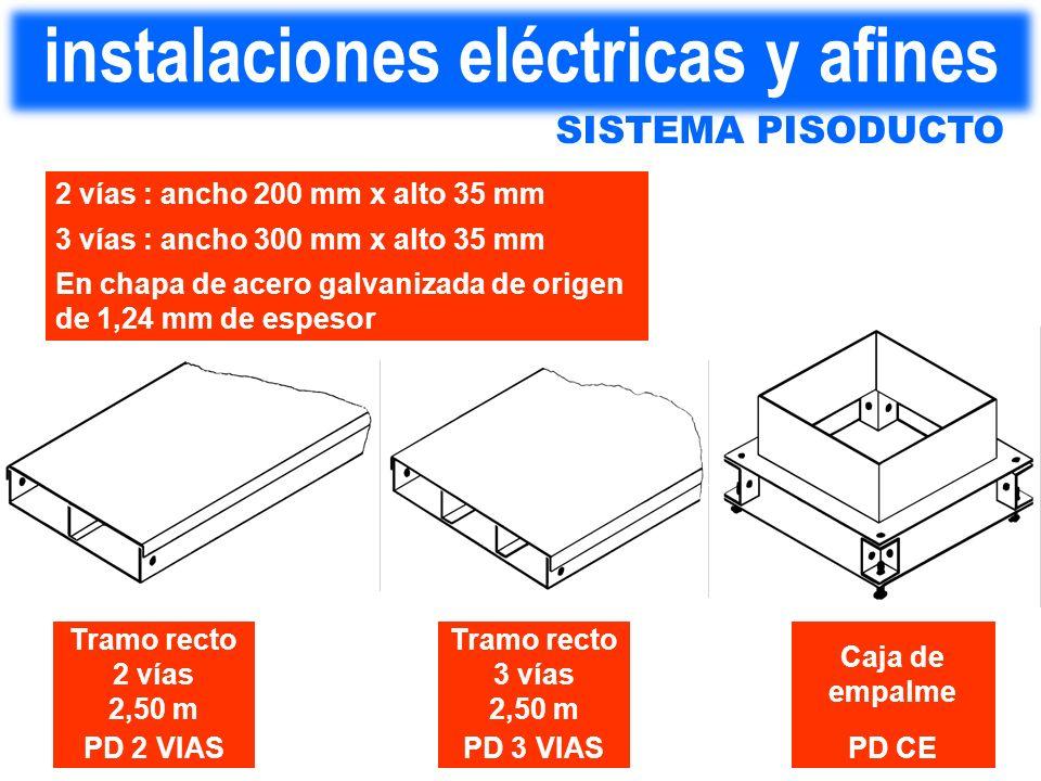 instalaciones eléctricas y afines