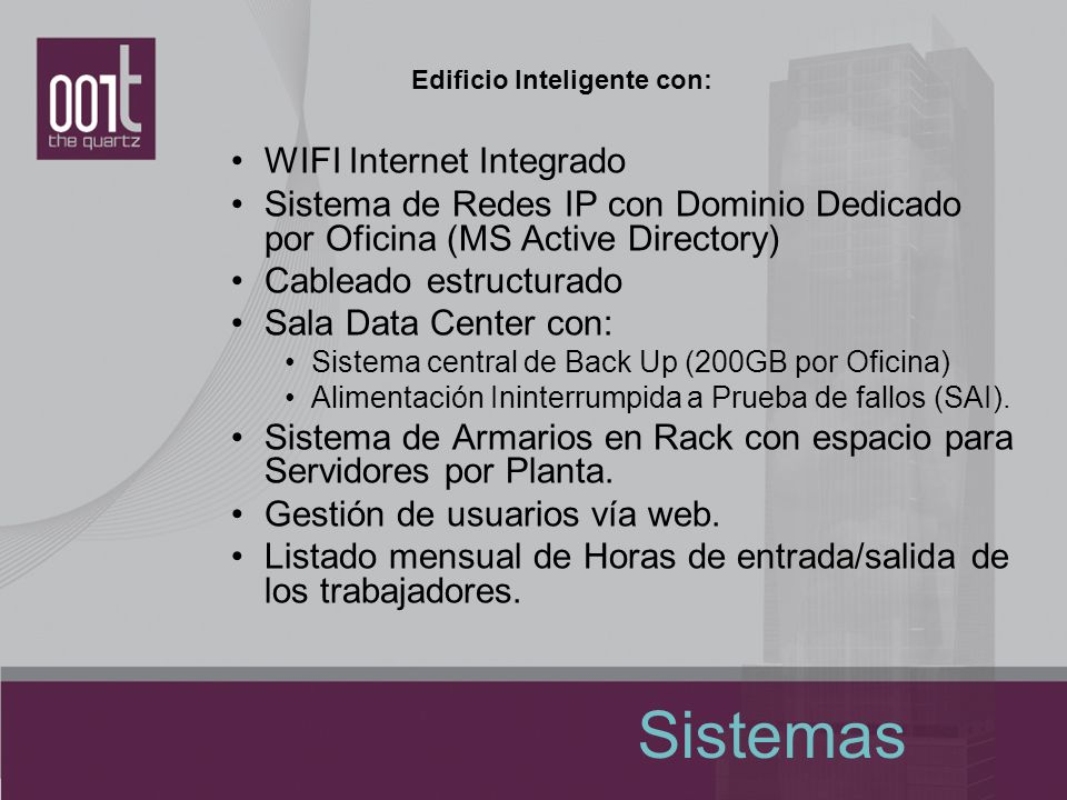 Sistemas WIFI Internet Integrado