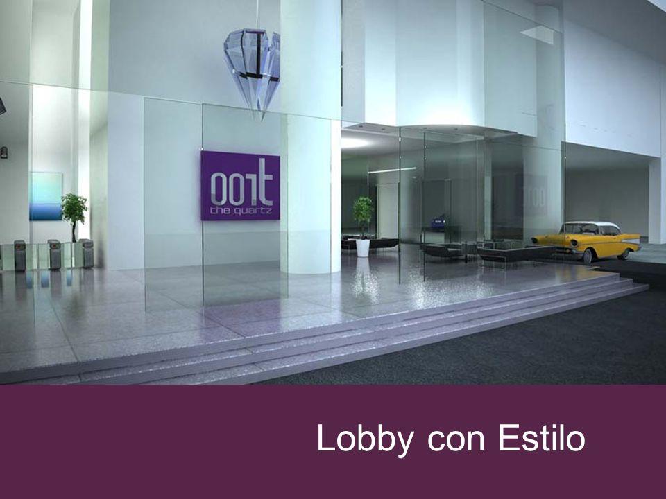 Lobby con Estilo