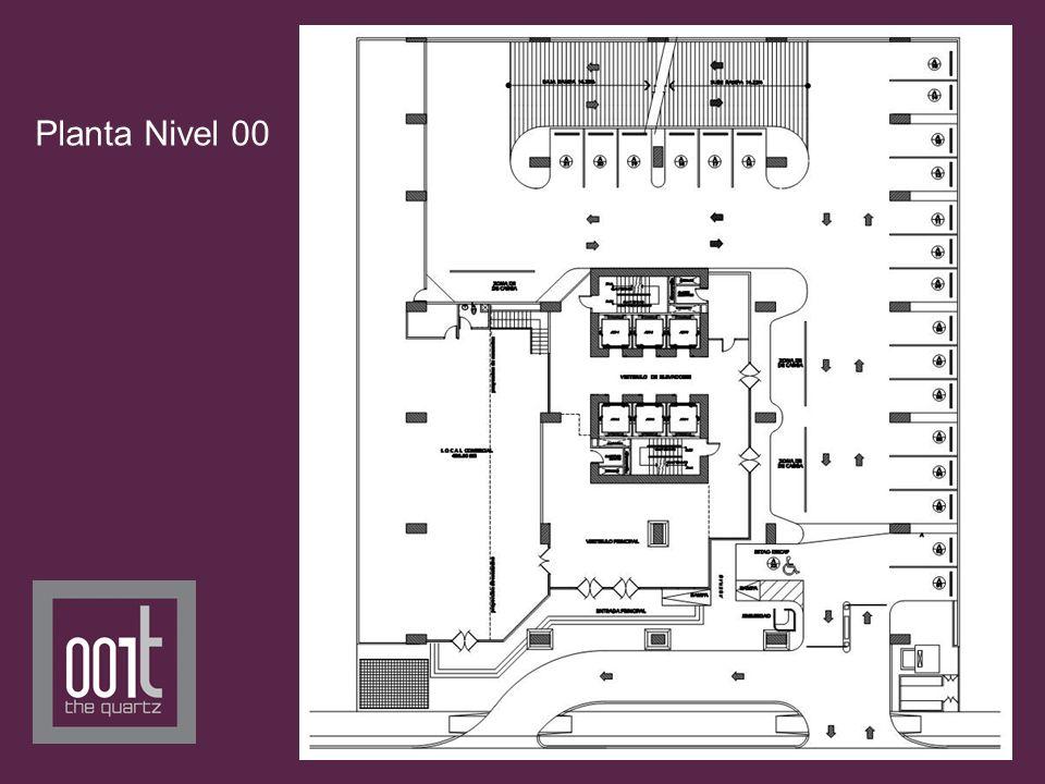 Planta Nivel 00