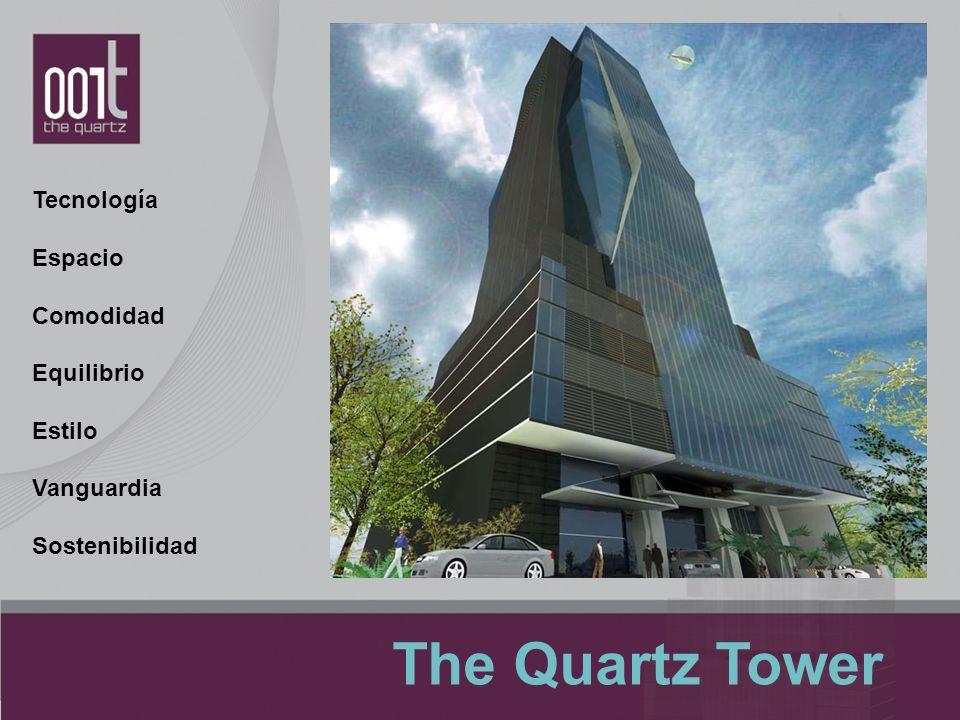 The Quartz Tower Tecnología Espacio Comodidad Equilibrio Estilo