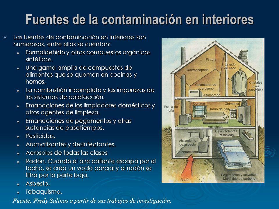 Unidad iii contaminaci n ambiental del aire ppt descargar - Fuentes de contaminacion de los alimentos ...