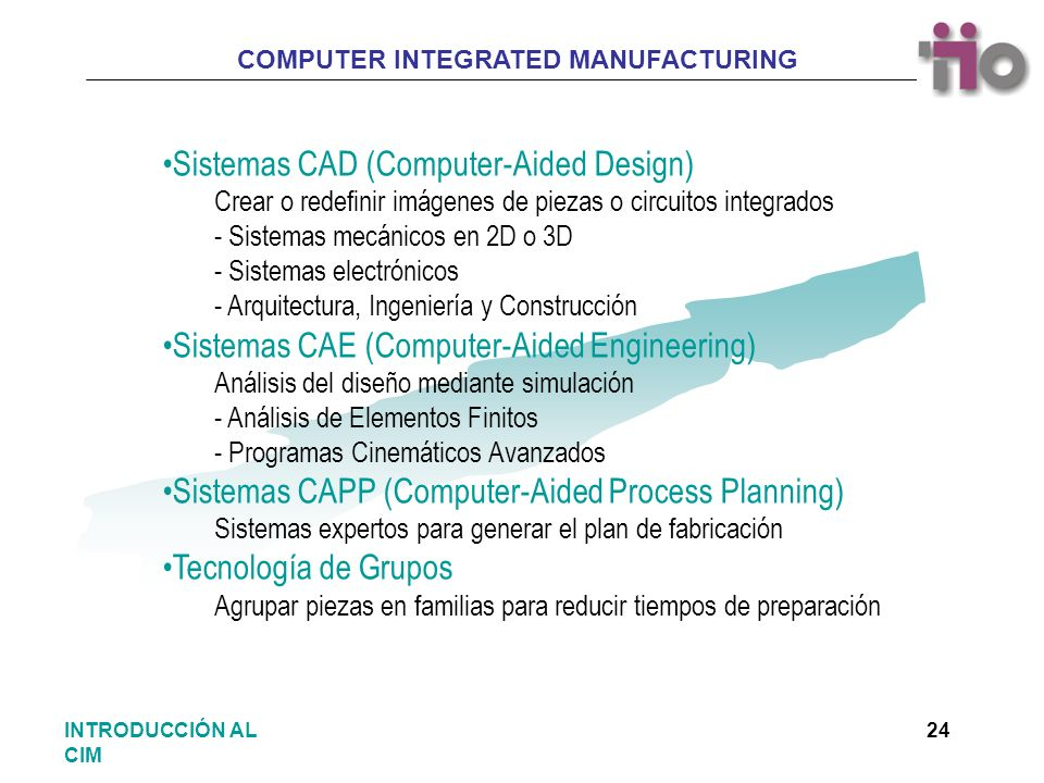 Sistemas CAD (Computer-Aided Design)