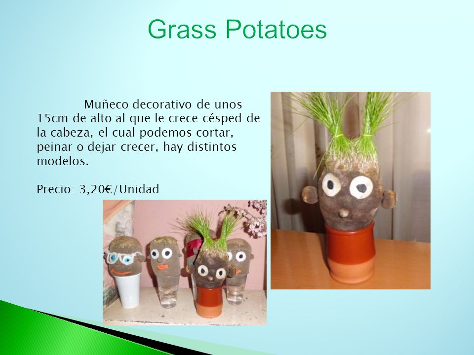 Grass Potatoes