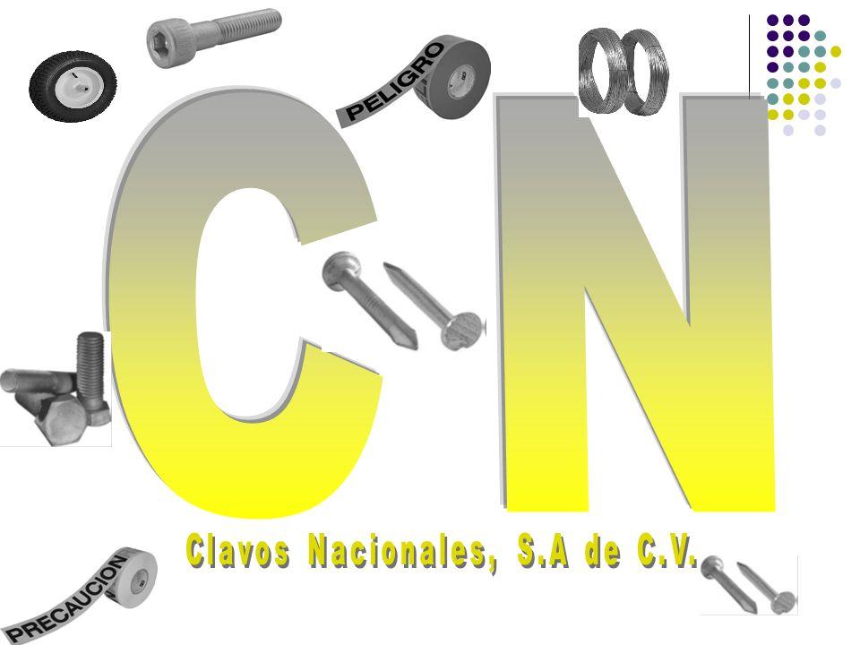 Clavos Nacionales, S.A de C.V.