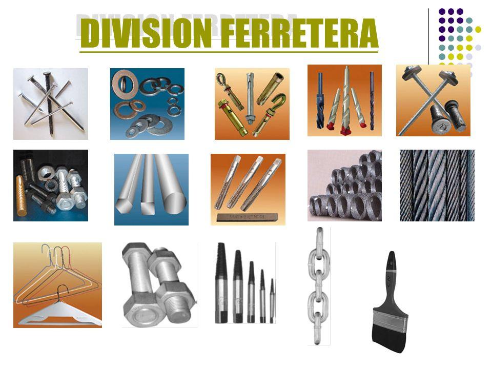 DIVISION FERRETERA