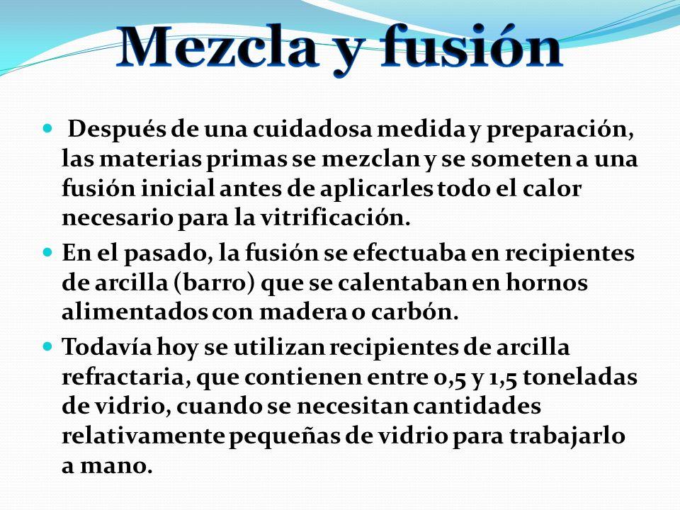 Mezcla y fusión