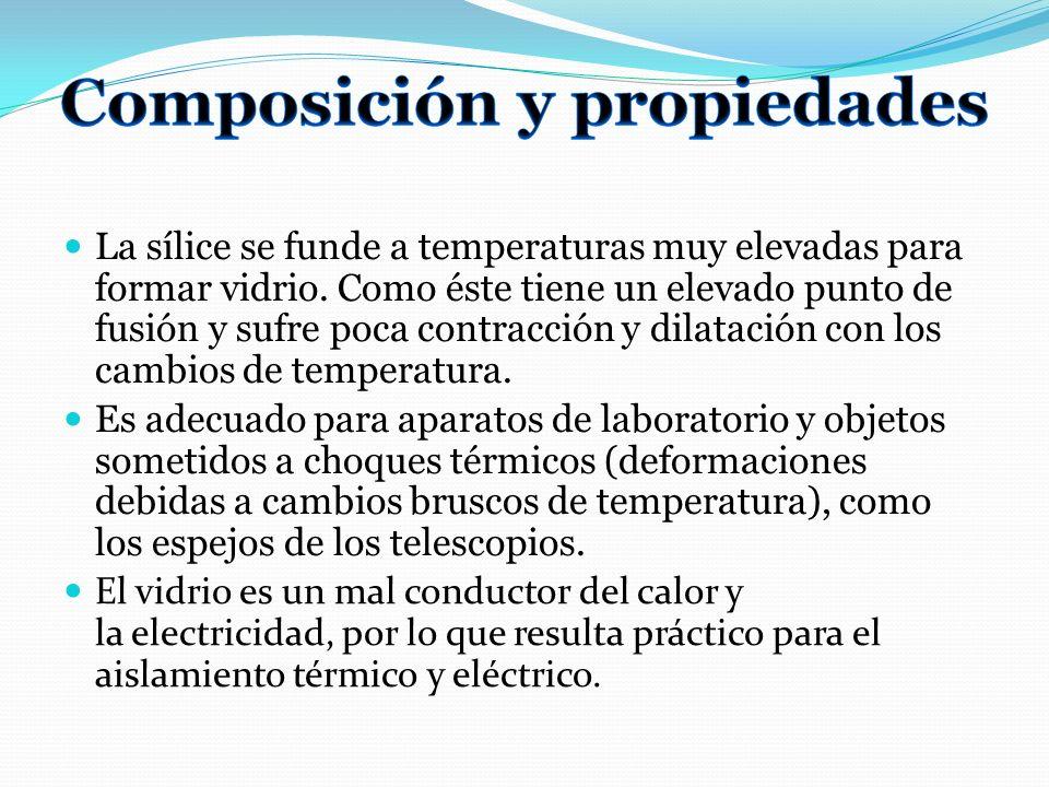 Composición y propiedades