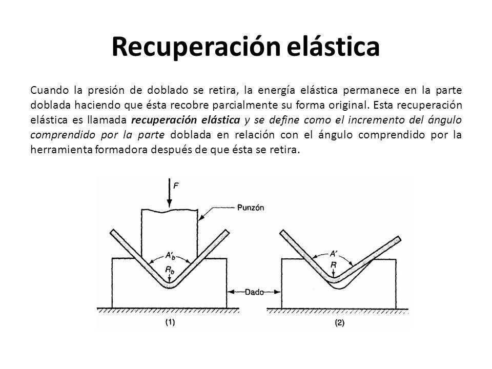 Recuperación elástica