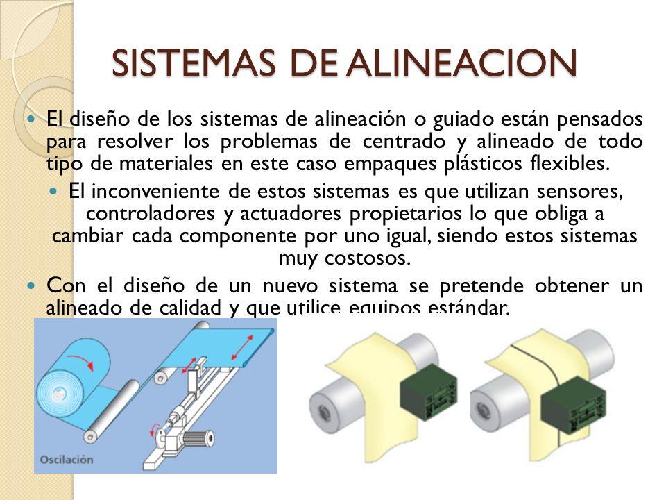 SISTEMAS DE ALINEACION