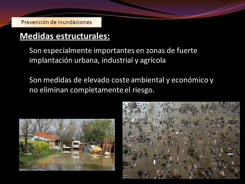 Prevención de inundaciones