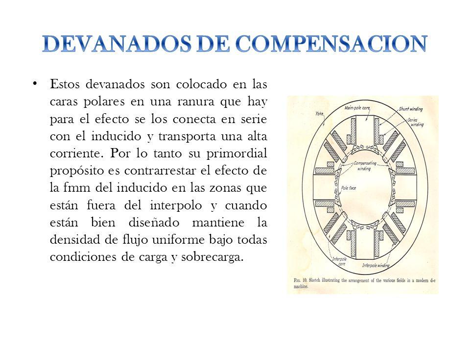 DEVANADOS DE COMPENSACION