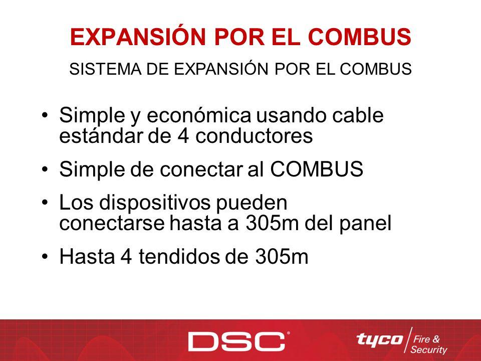 EXPANSIÓN POR EL COMBUS