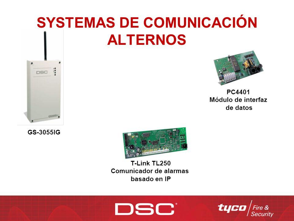 SYSTEMAS DE COMUNICACIÓN ALTERNOS