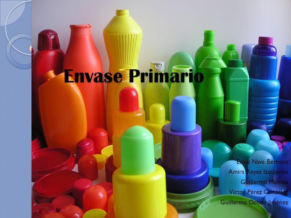 Envase Primario Ernie Nava Bernabé Amira Reyes Izquierdo