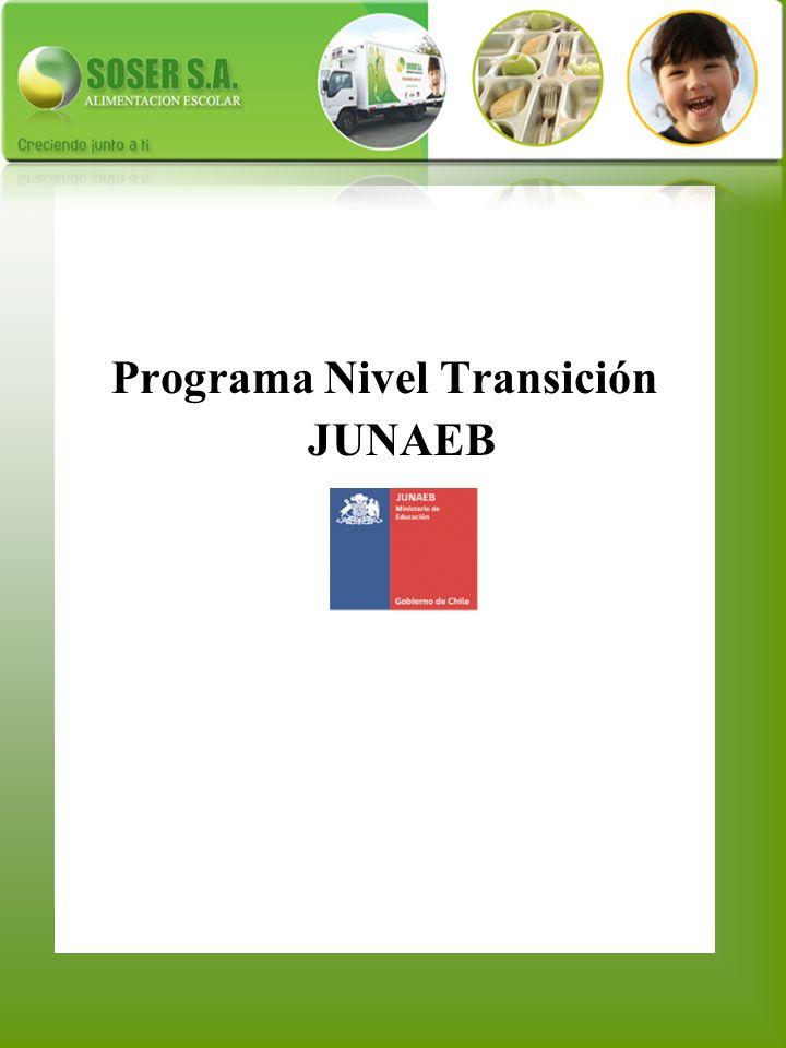 Programa Nivel Transición