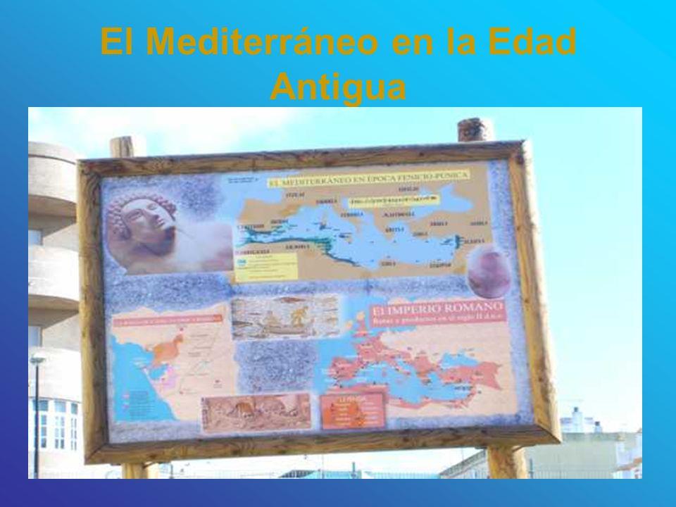 El Mediterráneo en la Edad Antigua