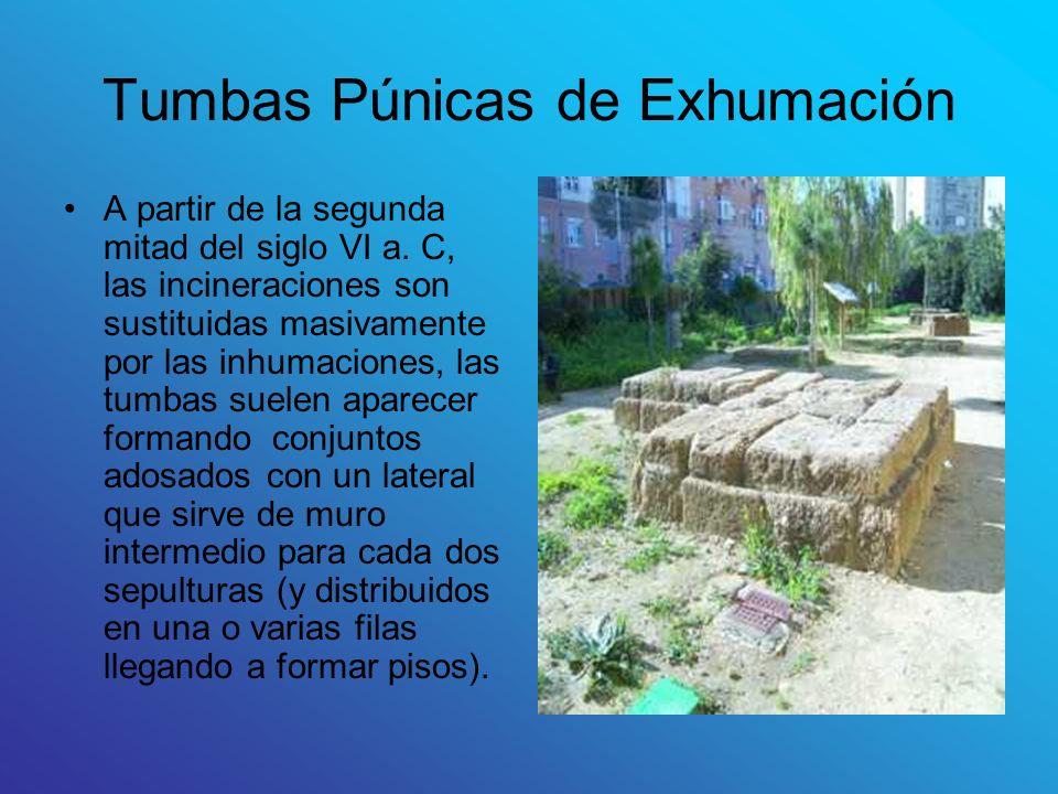 Tumbas Púnicas de Exhumación