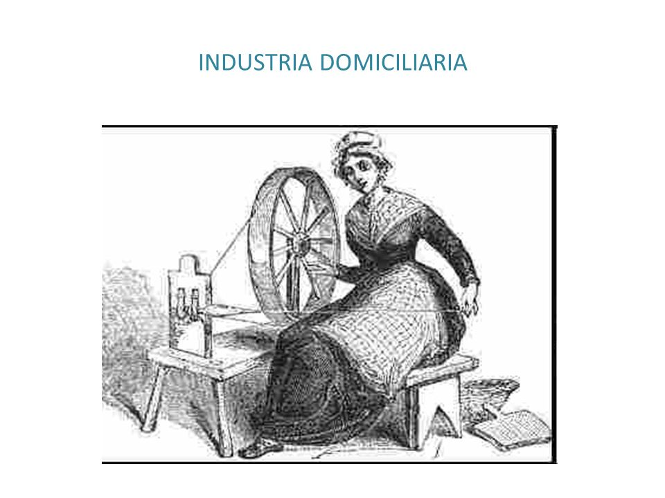 INDUSTRIA DOMICILIARIA
