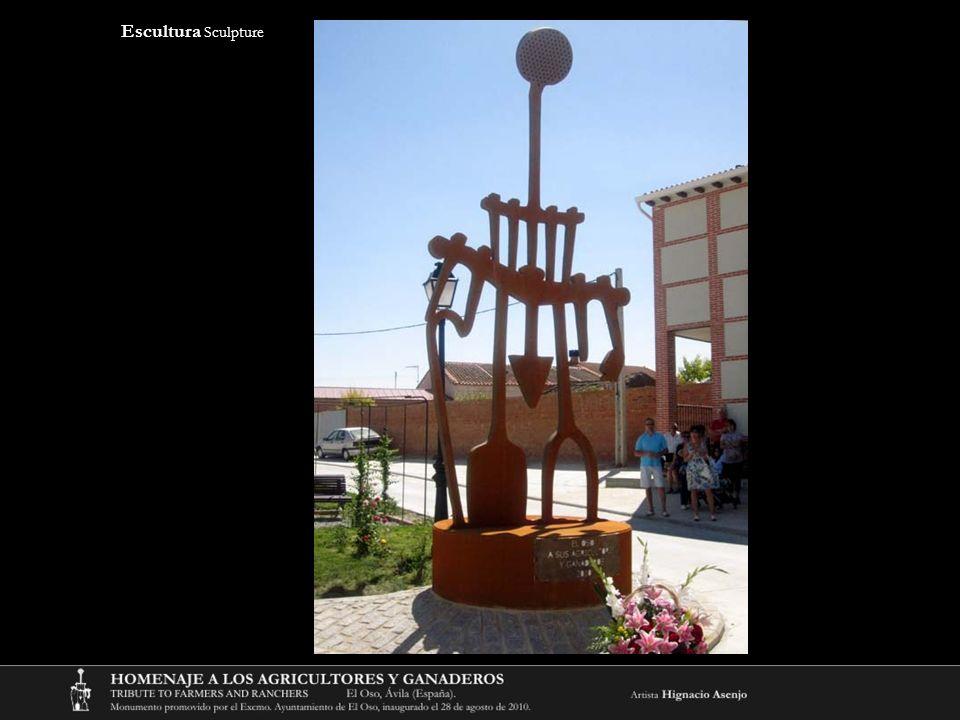 Escultura Sculpture