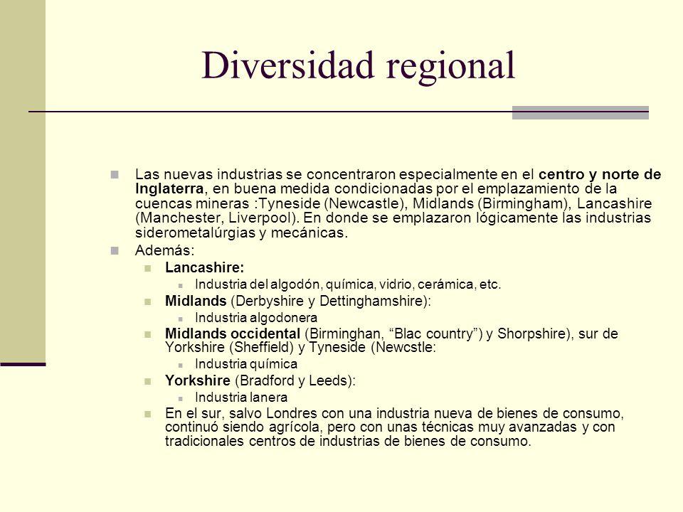 Diversidad regional