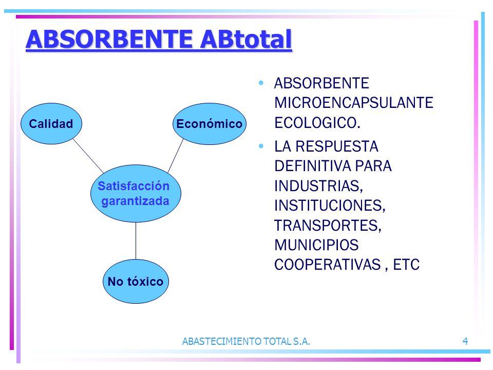 ABASTECIMIENTO TOTAL S.A.