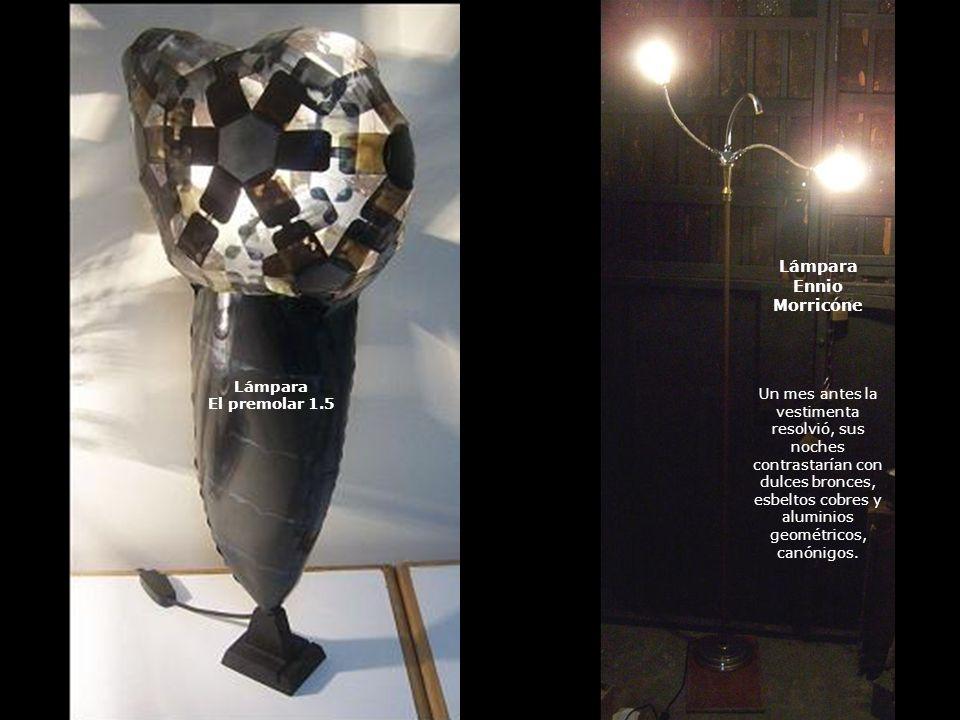 Lámpara Ennio Morricone
