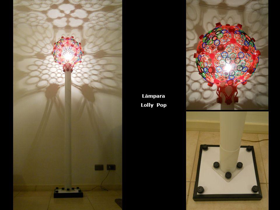 Lámpara Lolly Pop