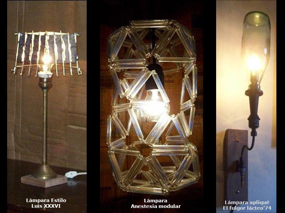 Lámpara Estilo Luis XXXVI Lámpara Anestesia modular Lámpara apliqué El fulgor lácteo 74
