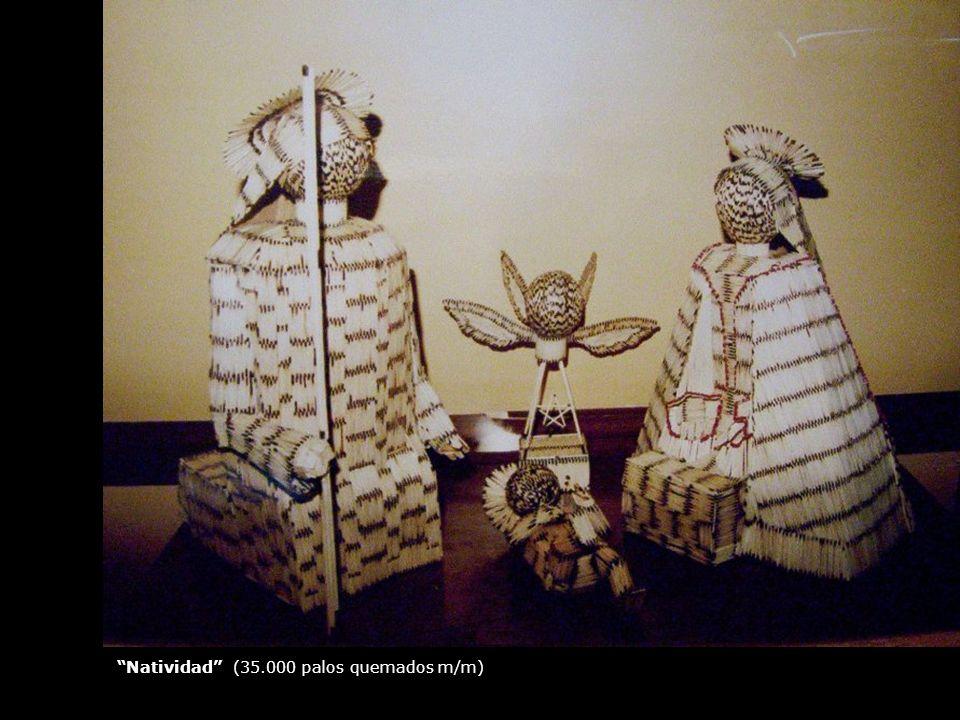Natividad (35.000 palos quemados m/m)
