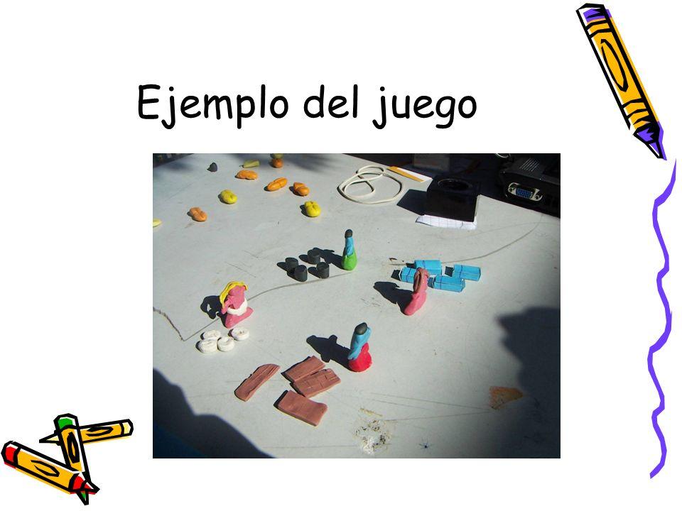 Ejemplo del juego
